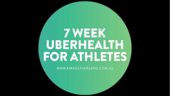 Uberhealth for Athletes